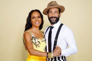 Ausgeschieden bei Let's dance am 24.5.2019 Barbara Becker - Massimo Sinato