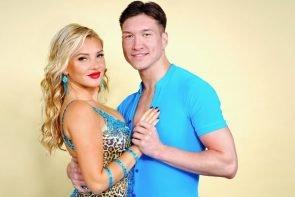 Ausgeschieden bei Let's dance am 31.5.2019 Evelyn Burdecki - Evgeny Vinokurov