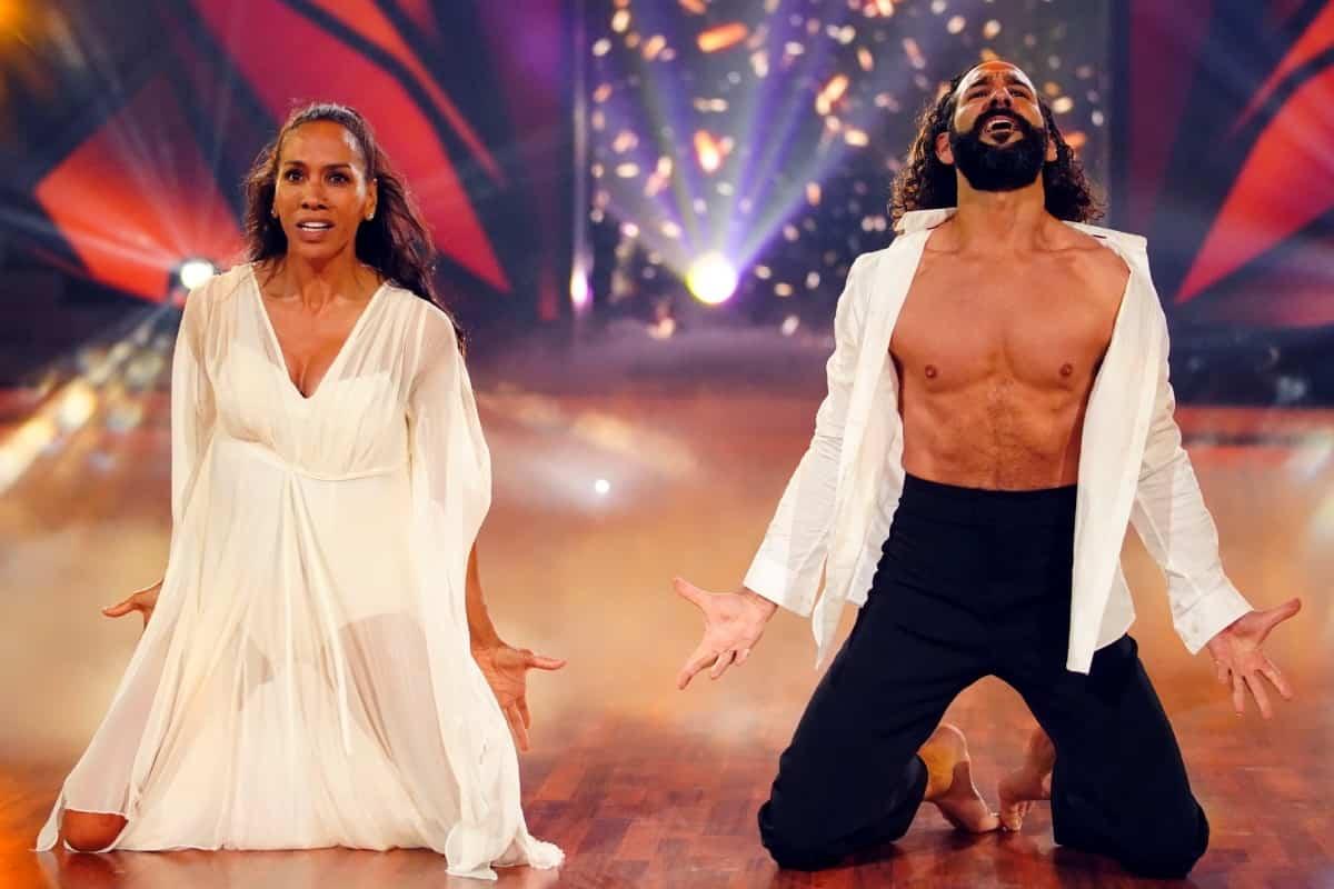 Barbara Becker - Massimo Sinato bei Let's dance am 17.5.2019