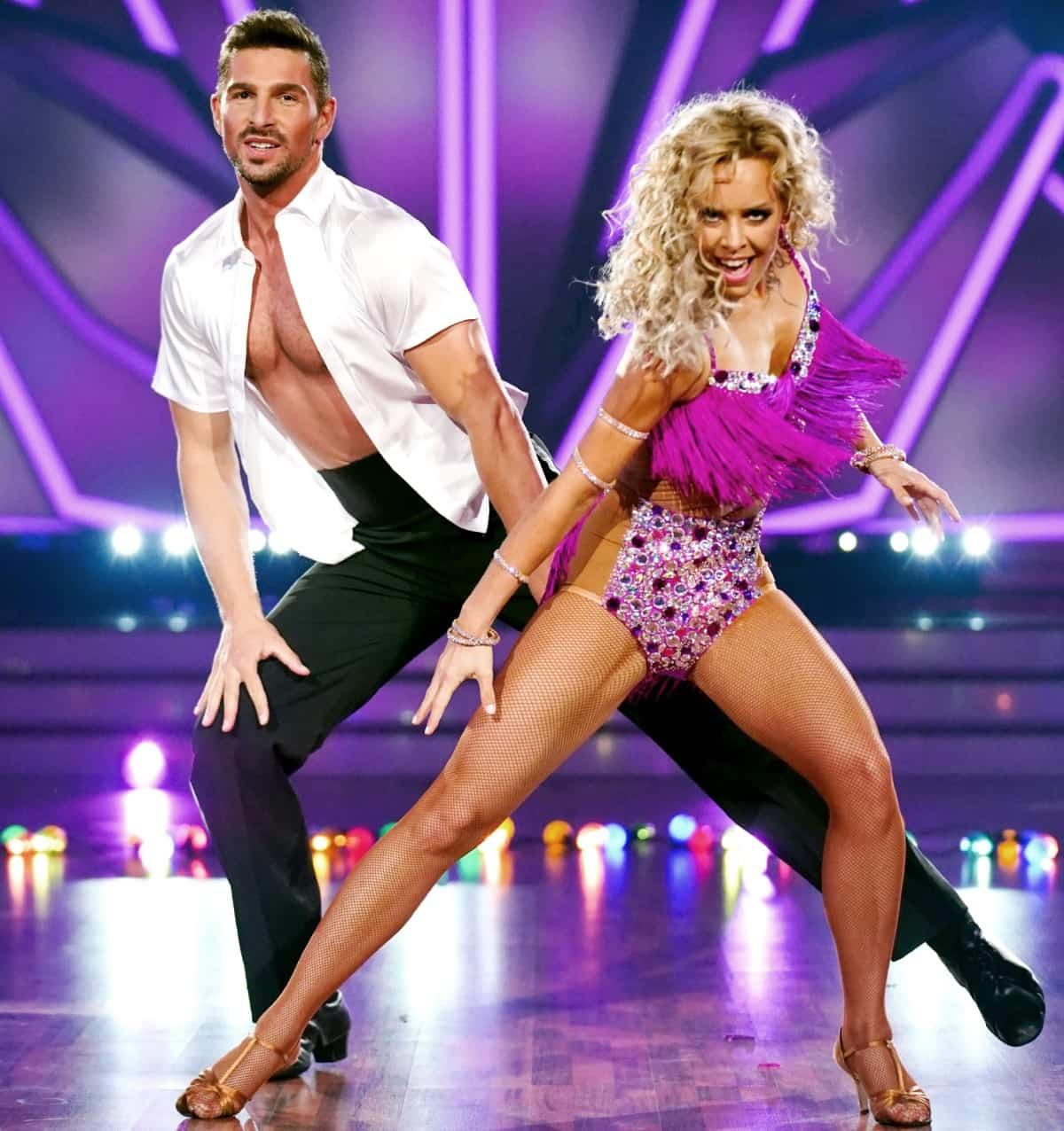 Benjamin Piwko - Isabel Edvardsson bei Let's dance am 17.5.2019