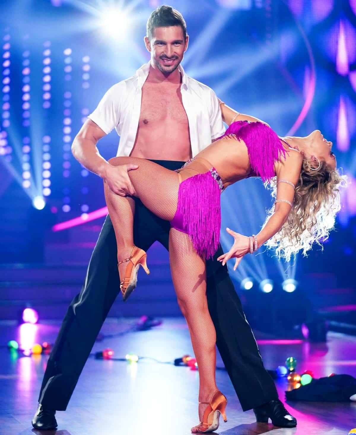 Benjamin Piwko und Isabel Edvardsson bei Let's dance am 17.5.2019