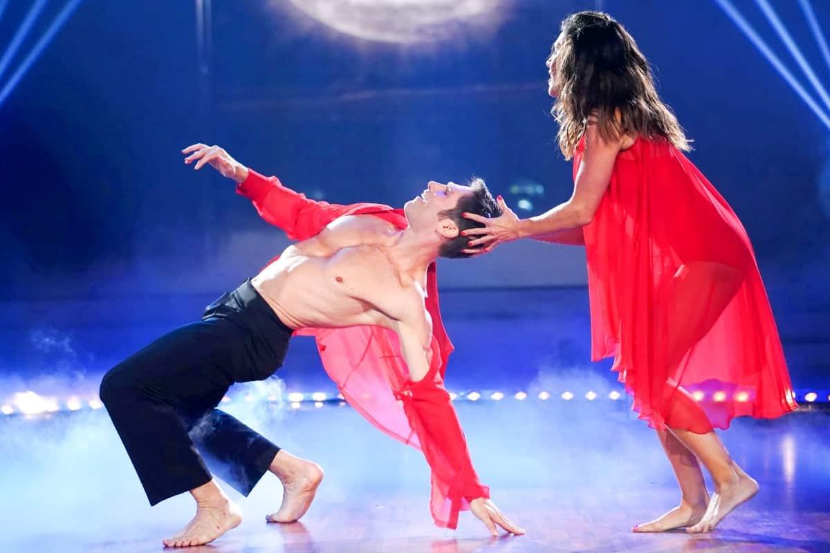 Christian Polanc - Nazan Eckes bei Let's dance am 17.5.2019
