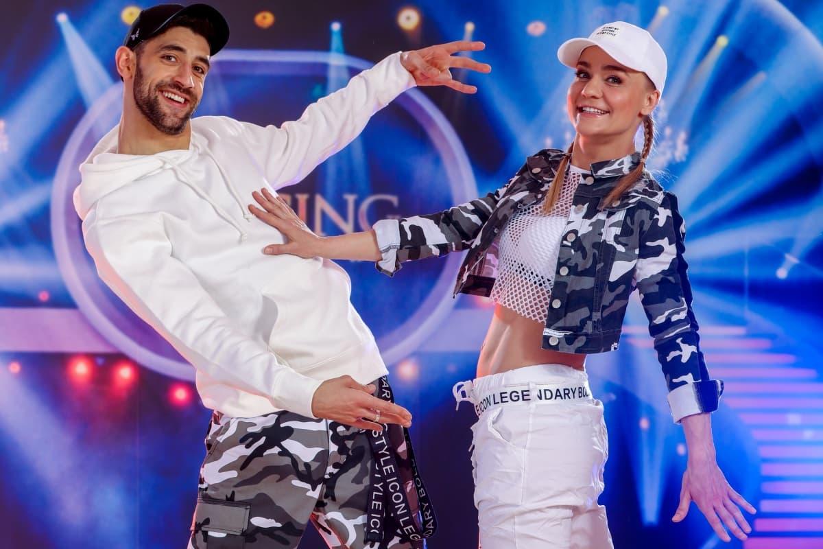Dimitar Stefanin - Nicole Wesner bei den Dancing Stars am 3.5.2019