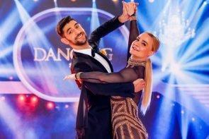 Dimitar Stefanin - Nicole Wesner beim Tango der Dancing Stars am 3.5.2019
