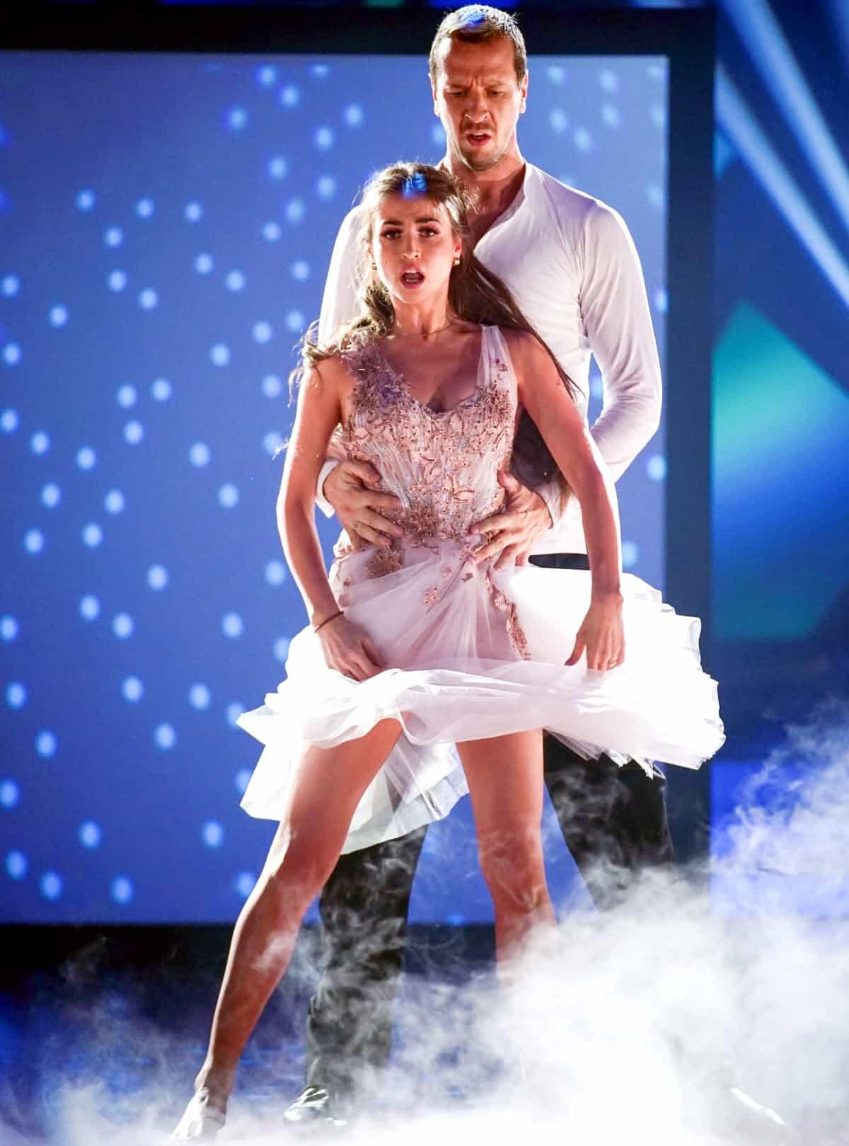 Ekaterina Leonova - Pascal Hens bei Let's dance am 24.5.2ß019