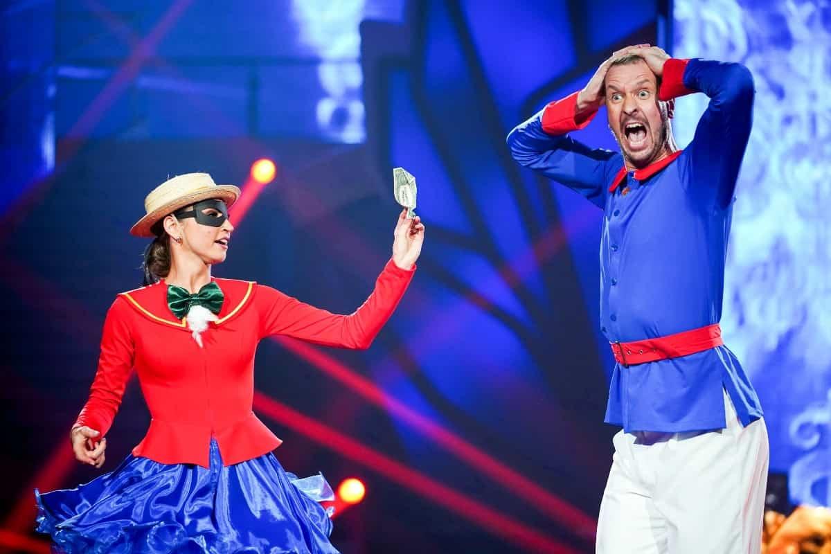 Ekaterna Leonova - Pascal Hens bei Let's dance am 17.5.2019