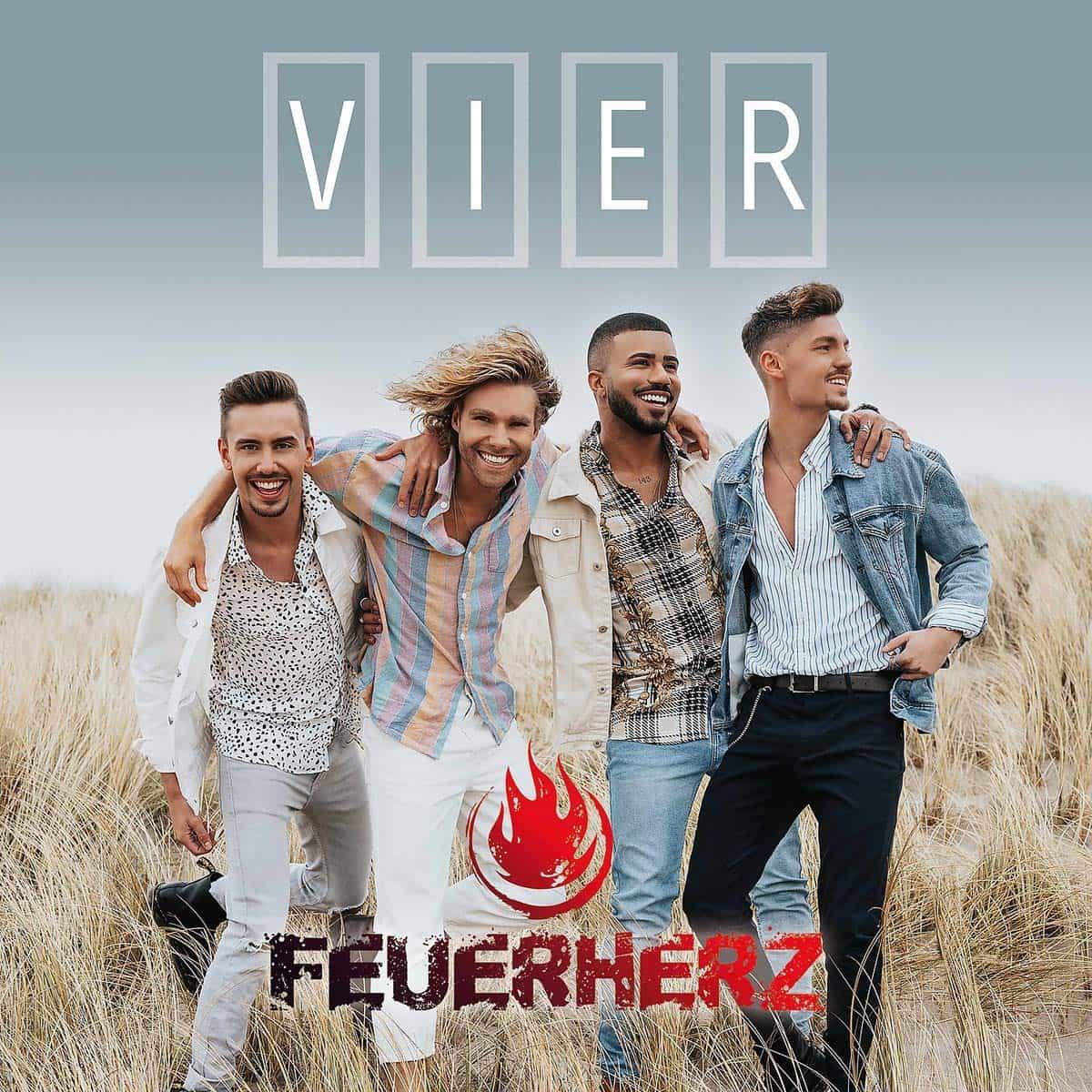 Feuerherz CD Vier 2019