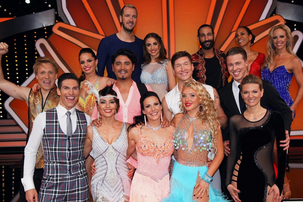Let's dance am 10.5.2019 - Alle Tanzpaare