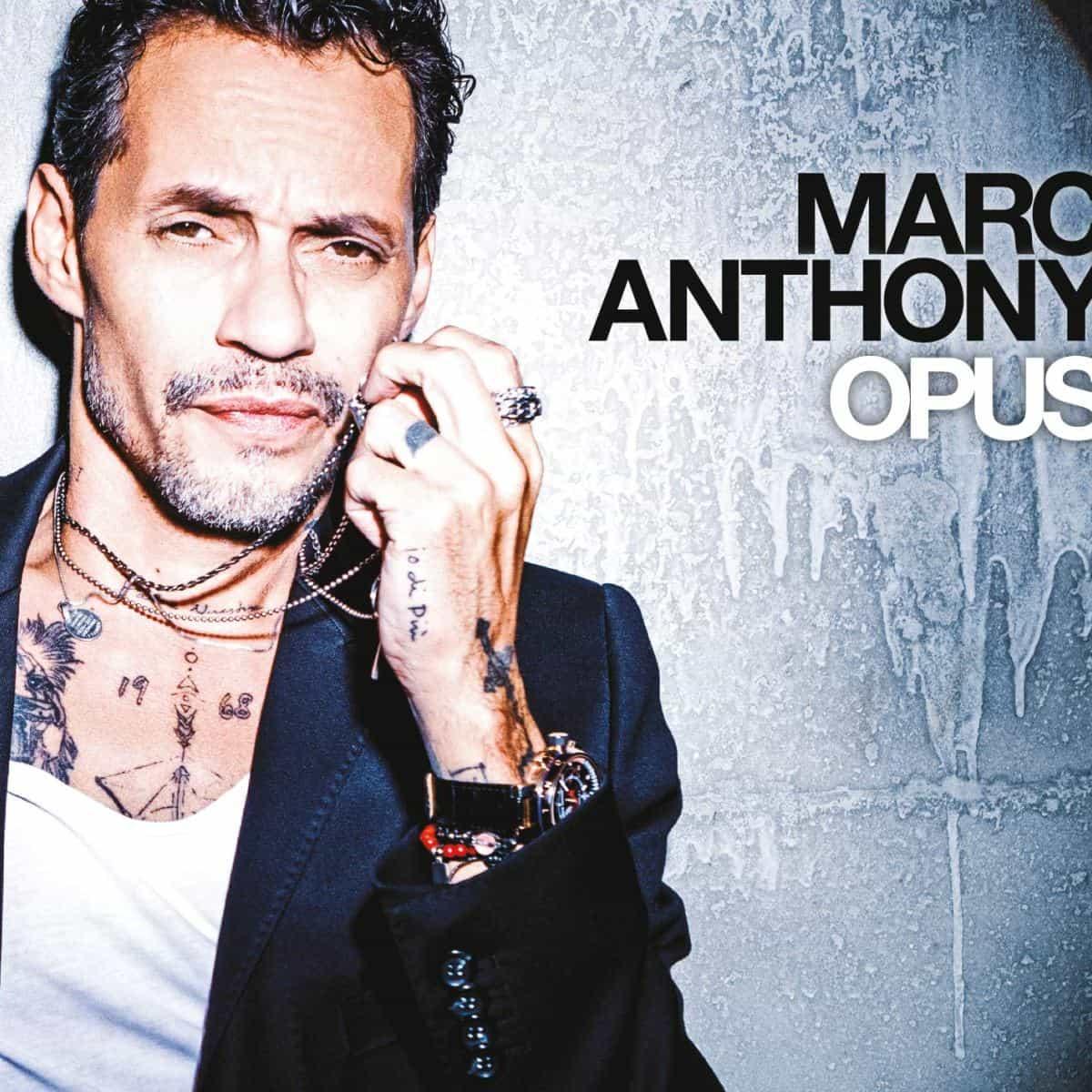 Marc Anthony neue Salsa-CD Opus veröffentlicht
