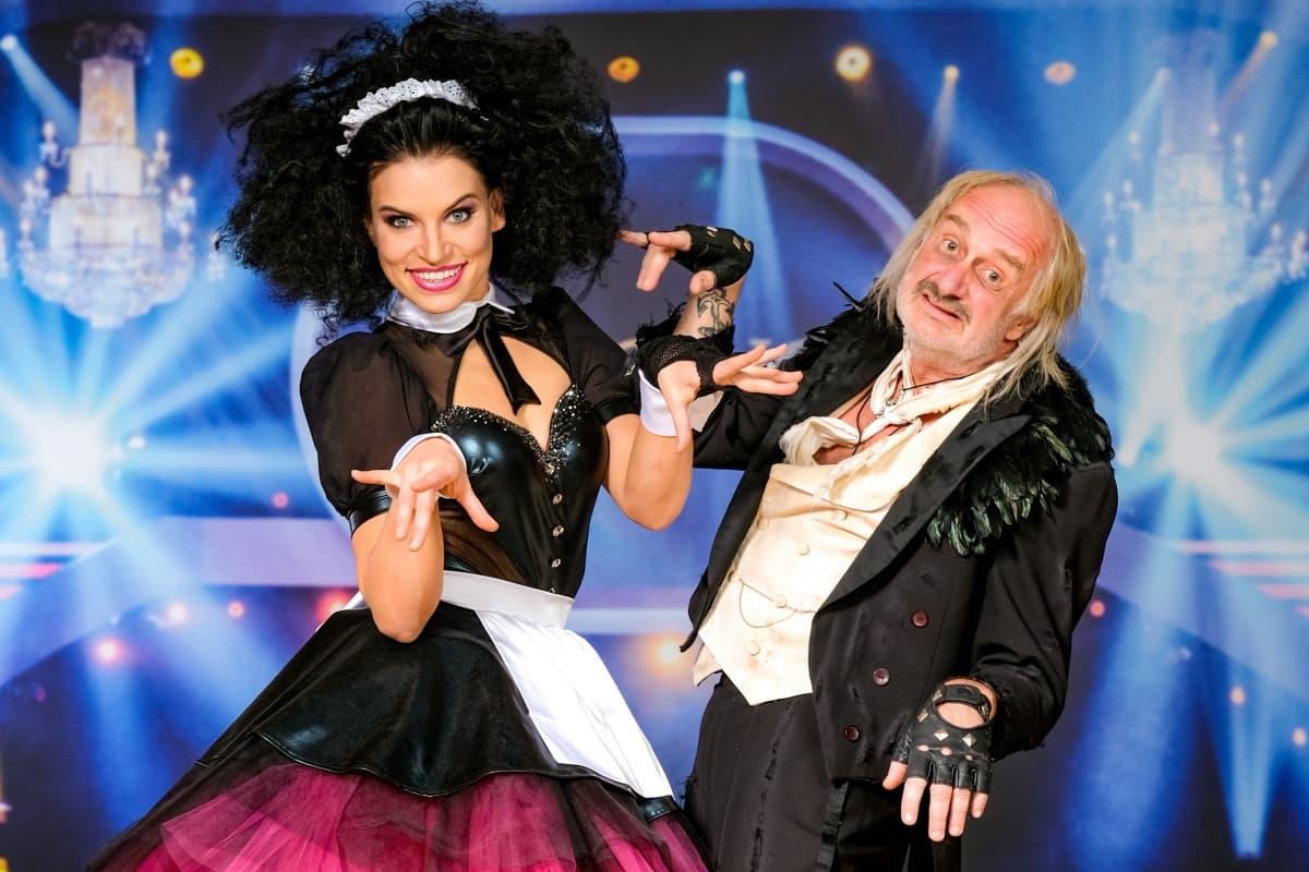Michael Schottenberg - Conny Kreuter im Finale Dancing Stars 2019 am 10.5.2019