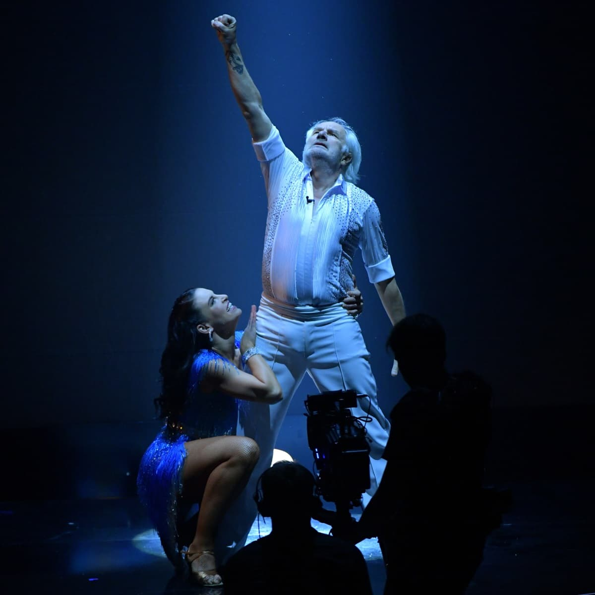 Michael Schottenberg - Conny Kreuter im Finale Dancing Stars am 10.5.2019