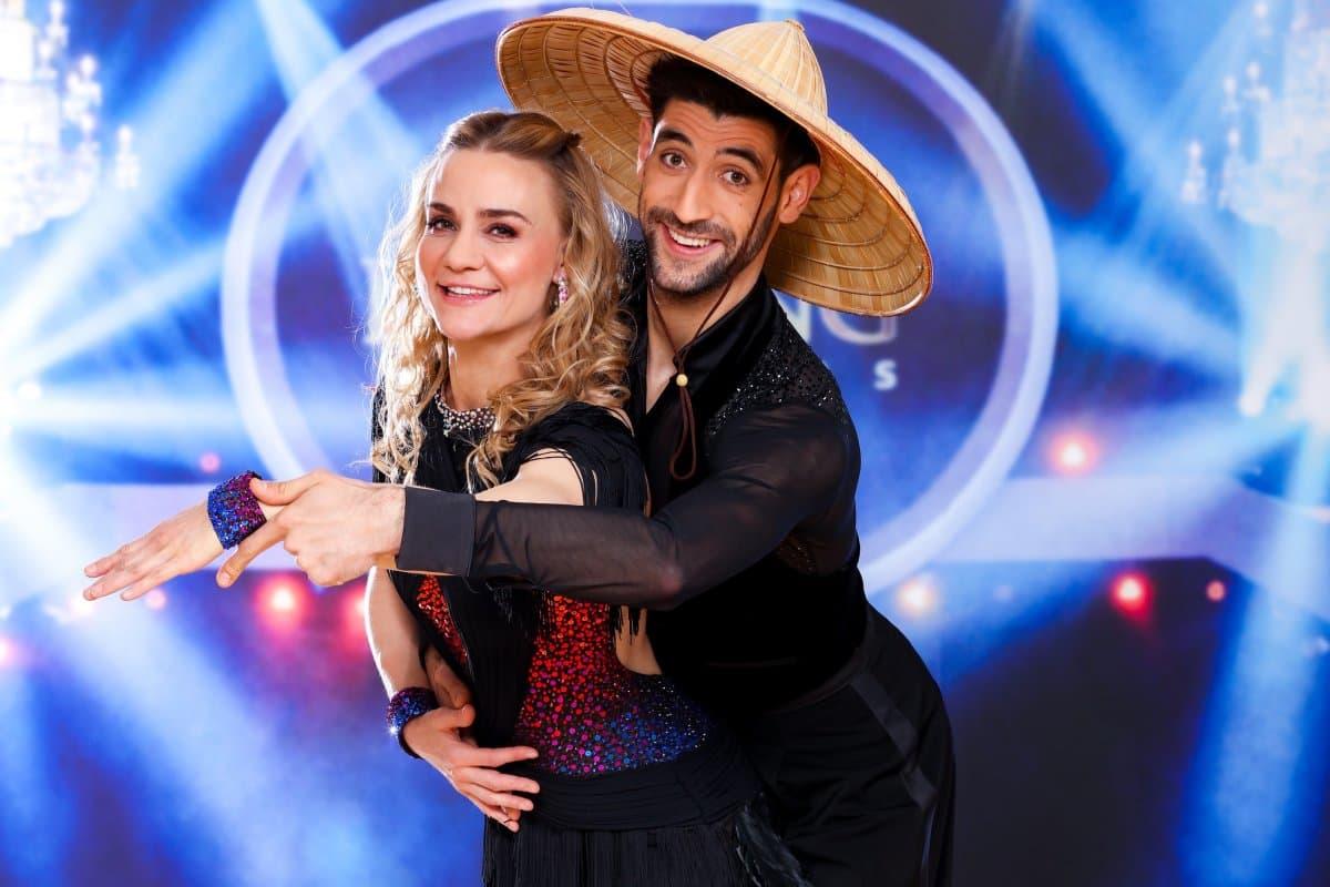 Nicole Wesner - Dimitar Stefanin im Finale Dancing Stars 2019 am 10.5.2019