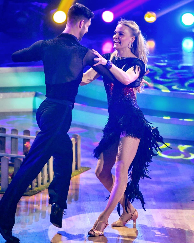 Nicole Wesner - Dimitar Stefanin im Finale Dancing Stars am 10.5.2019