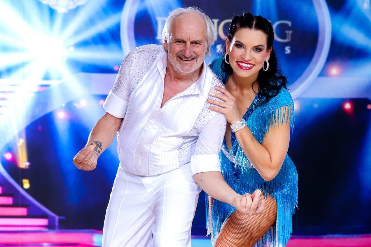 Platz 2 Dancing Stars 2019 Michael Schottenberg - Conny Kreuter
