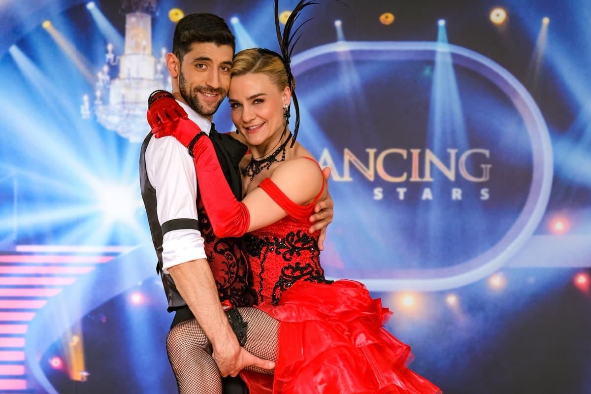 Platz 3 Dancing Stars 2019 Nicole Wesner - Dimitar Stefanin