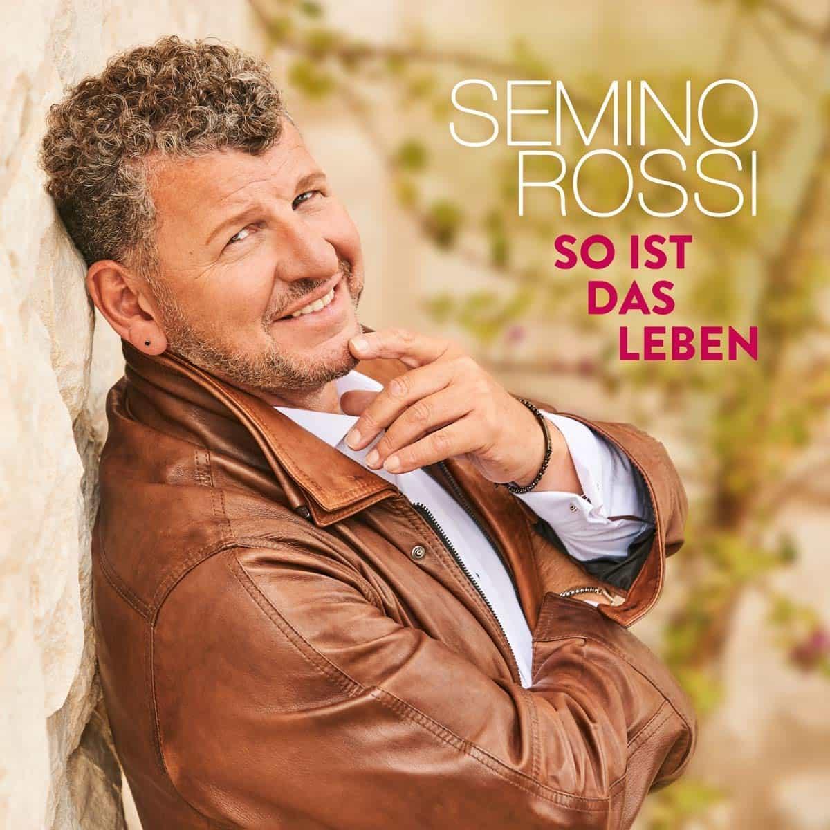 Semino Rossi CD So ist das Leben 2019