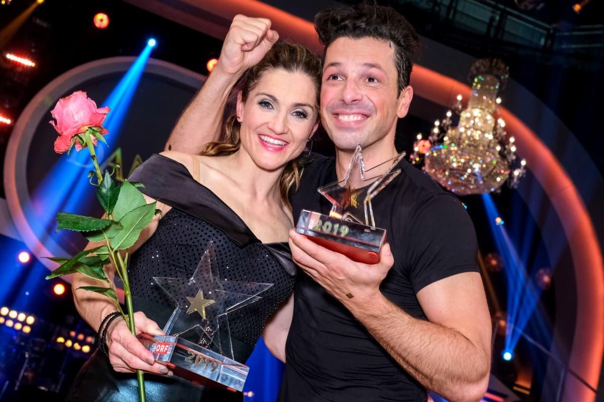 Sieger Dancing Stars 2019 Lizz Görgl - Thomas Kraml