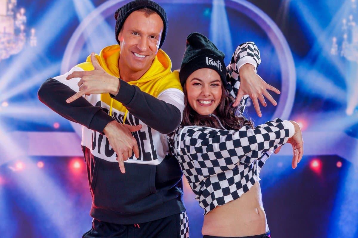 Stefan Petzner - Rosi Wieland bei den Dancing Stars am 3.5.2019