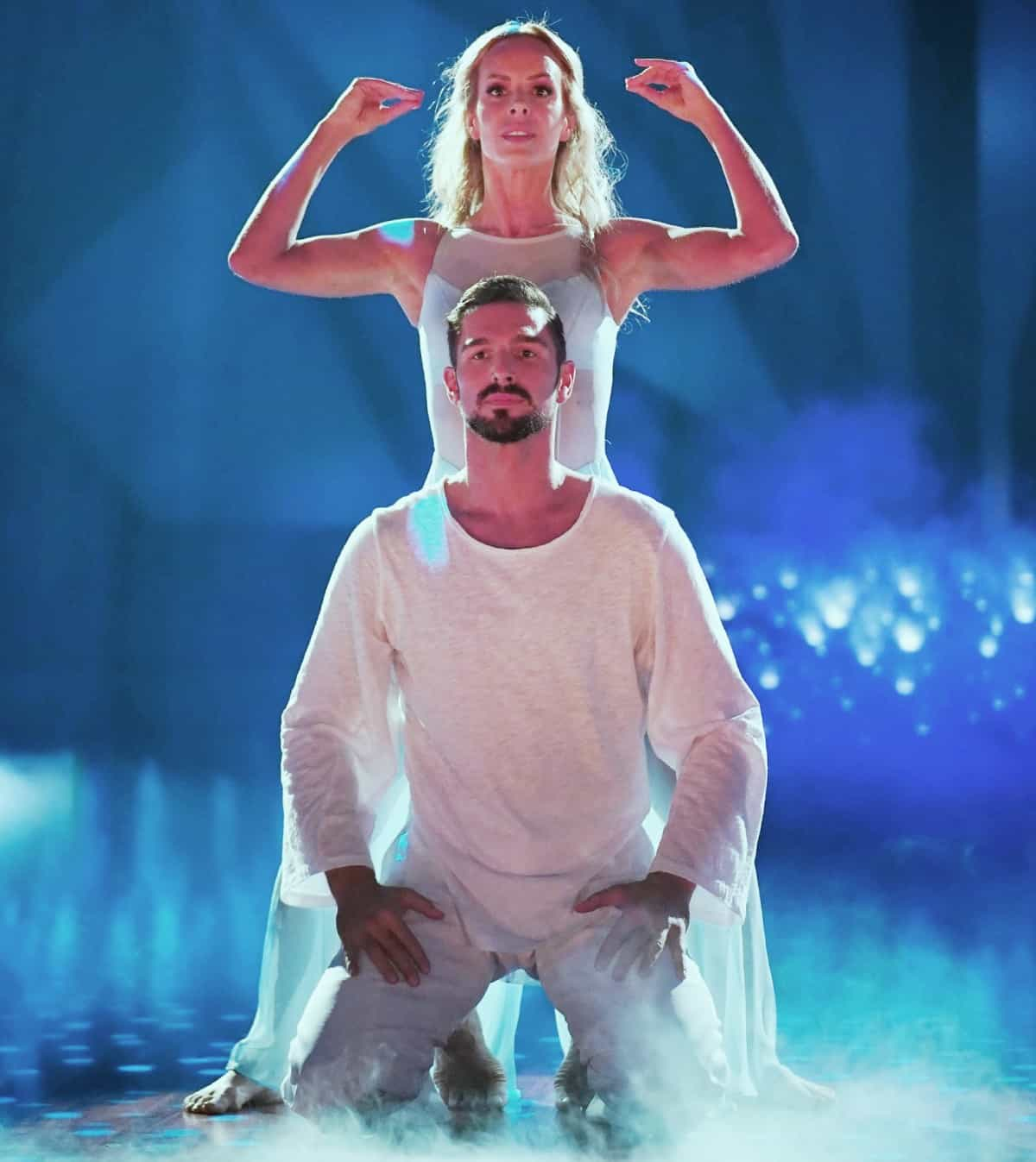 Benjamin Piwko - Isabel Edvardsson bei Let's dance 2019 am 7.6.2019