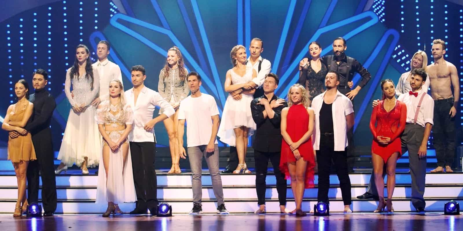 Die Entscheidung - Let's dance Profi-Challenge 2019 am 27.6.2019 - Wer gewinnt?