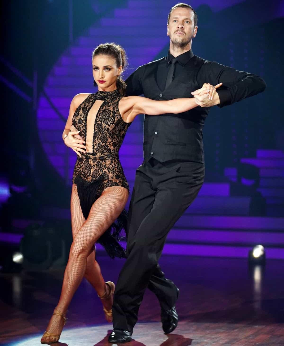 Ekaterina Leonova - Pascal Hens im Finale Let's dance 2019 am 14.6.2019