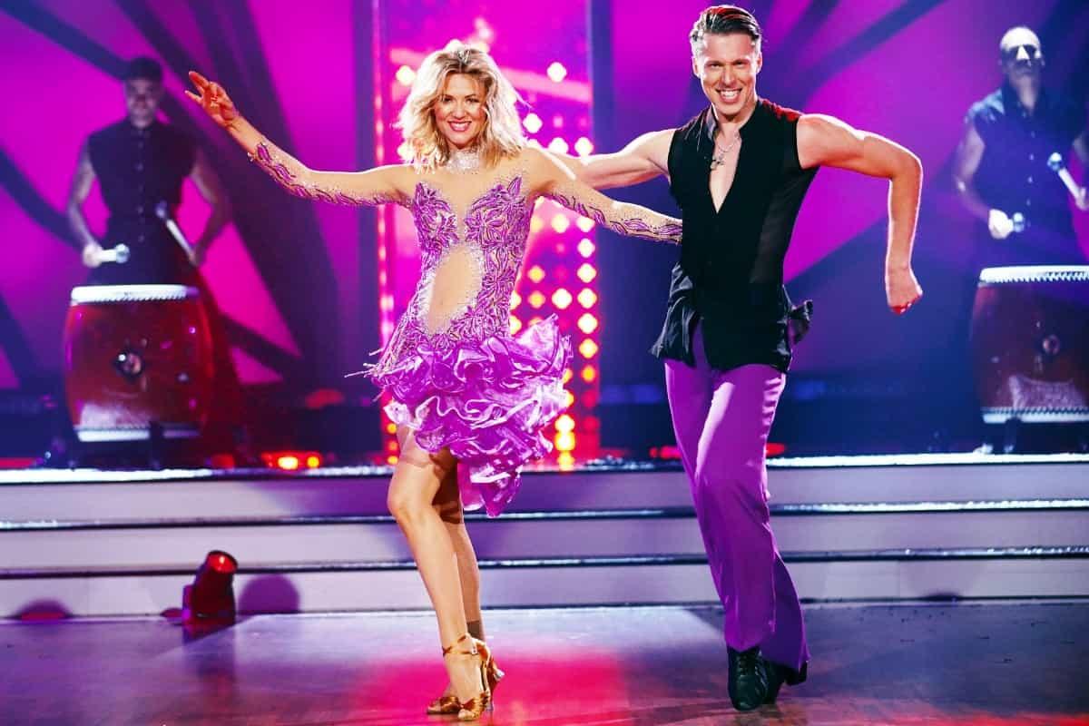 Ella Endlich - Valentin Lusin im Finale Let's dance 2019 am 14.6.2019