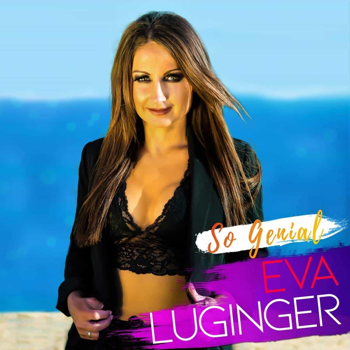 """Eva Luginger: Neue, tanzbare Schlager-CD """"So genial"""" veröffentlicht"""