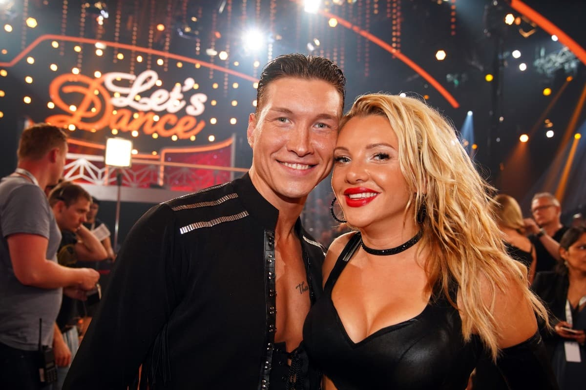 Evgeny Vinokurov - Evelyn Burdecki ausgeschieden bei Let's dance am 31.5.2019
