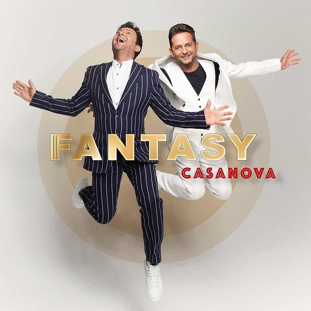 Fantasy - Neue CD Casasova 2019