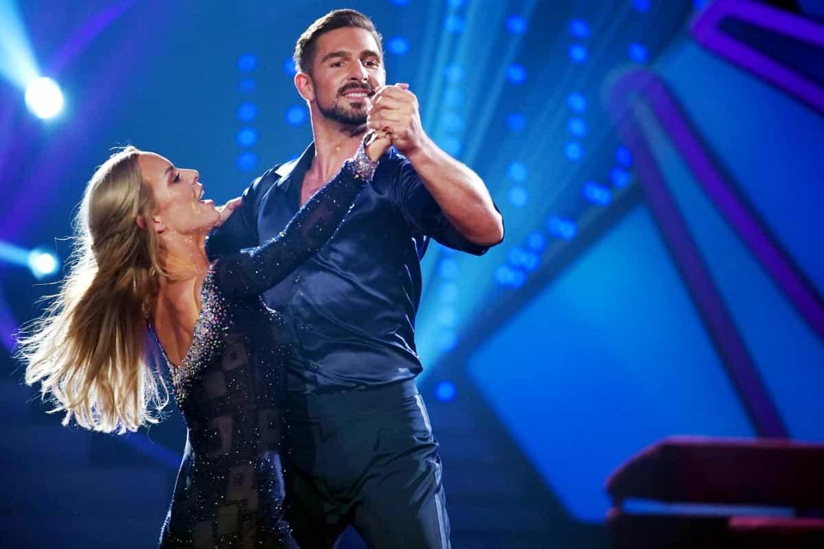 Isabel Edvardsson - Benjamin Piwko bei Let's dance am 7.6.2019