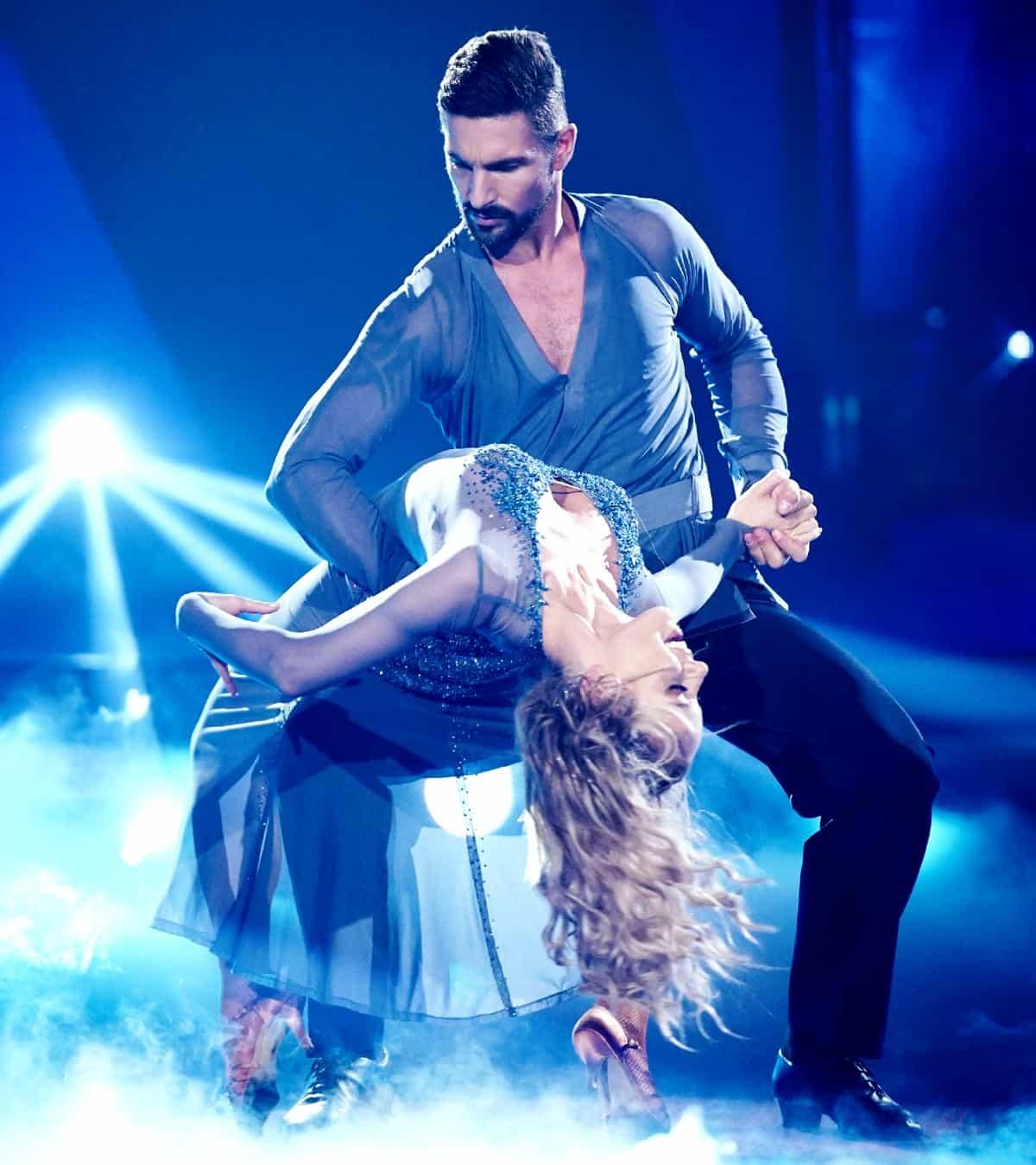 Isabel Edvardsson - Benjamin Piwko im Finale Let's dance 2019 am 14.6.2019