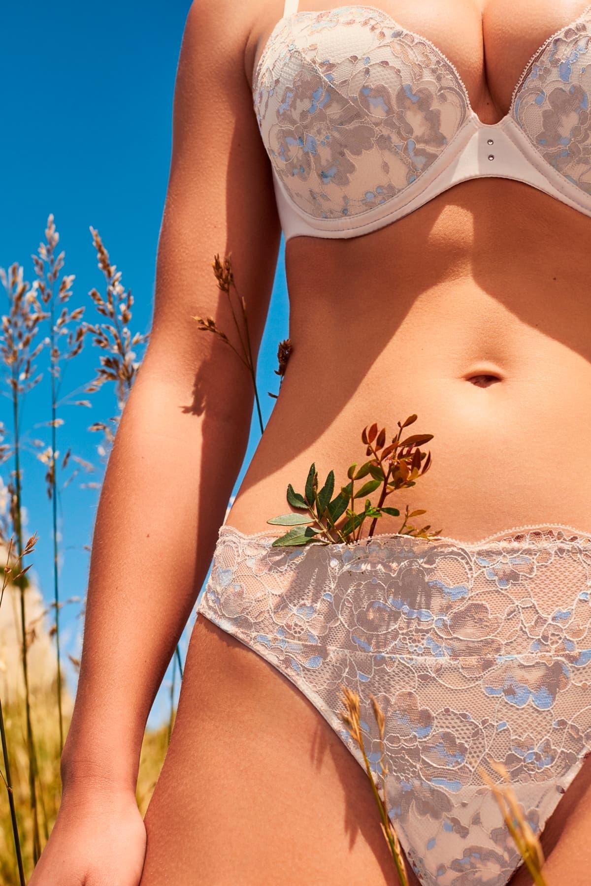 Lingerie Sommer 2019 von Marie Jo, Model Gala, Farbe Rose Bodoir