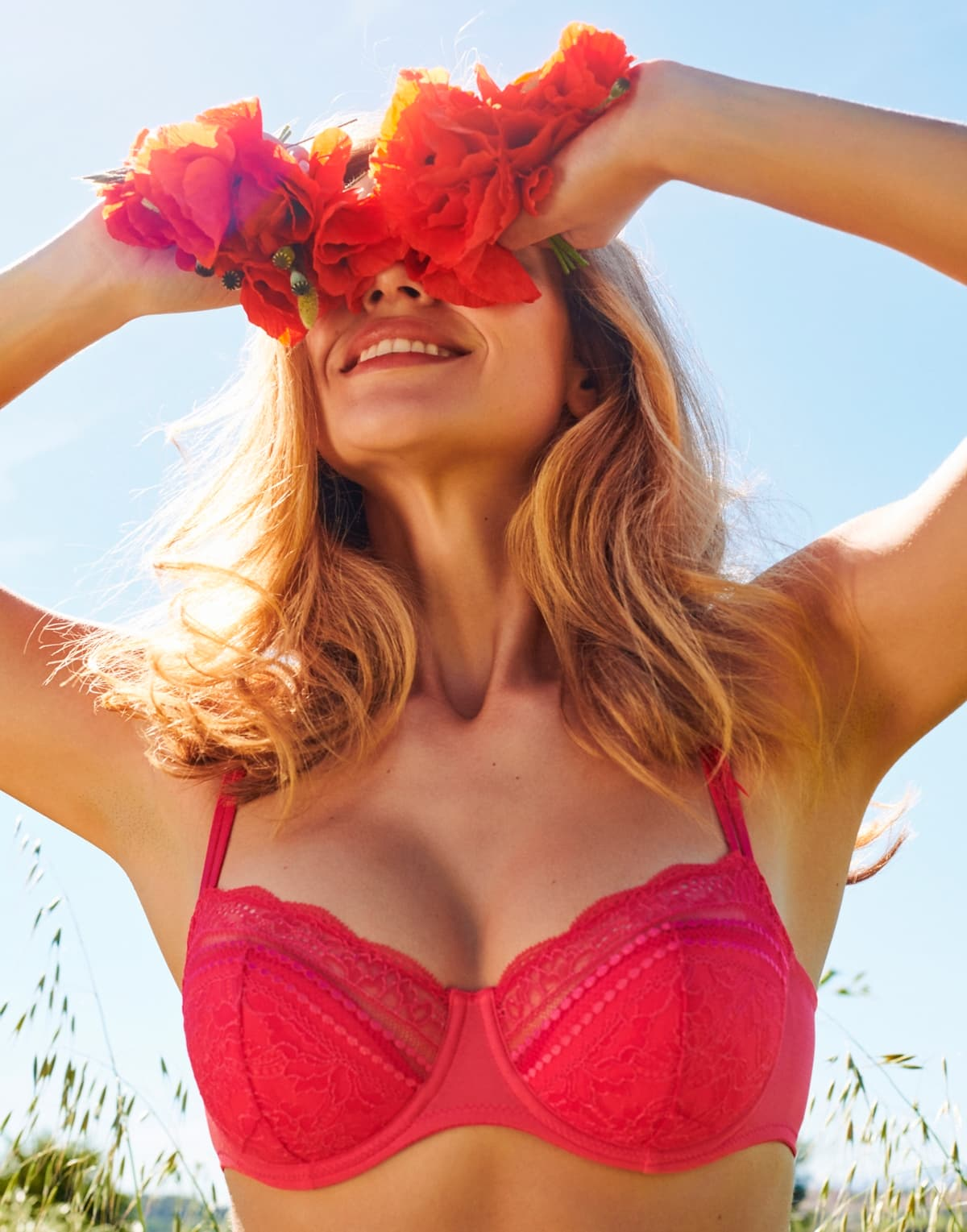 Marie Jo Dessous Sommer Mode 2019 Model Francoise, Farbe Ace