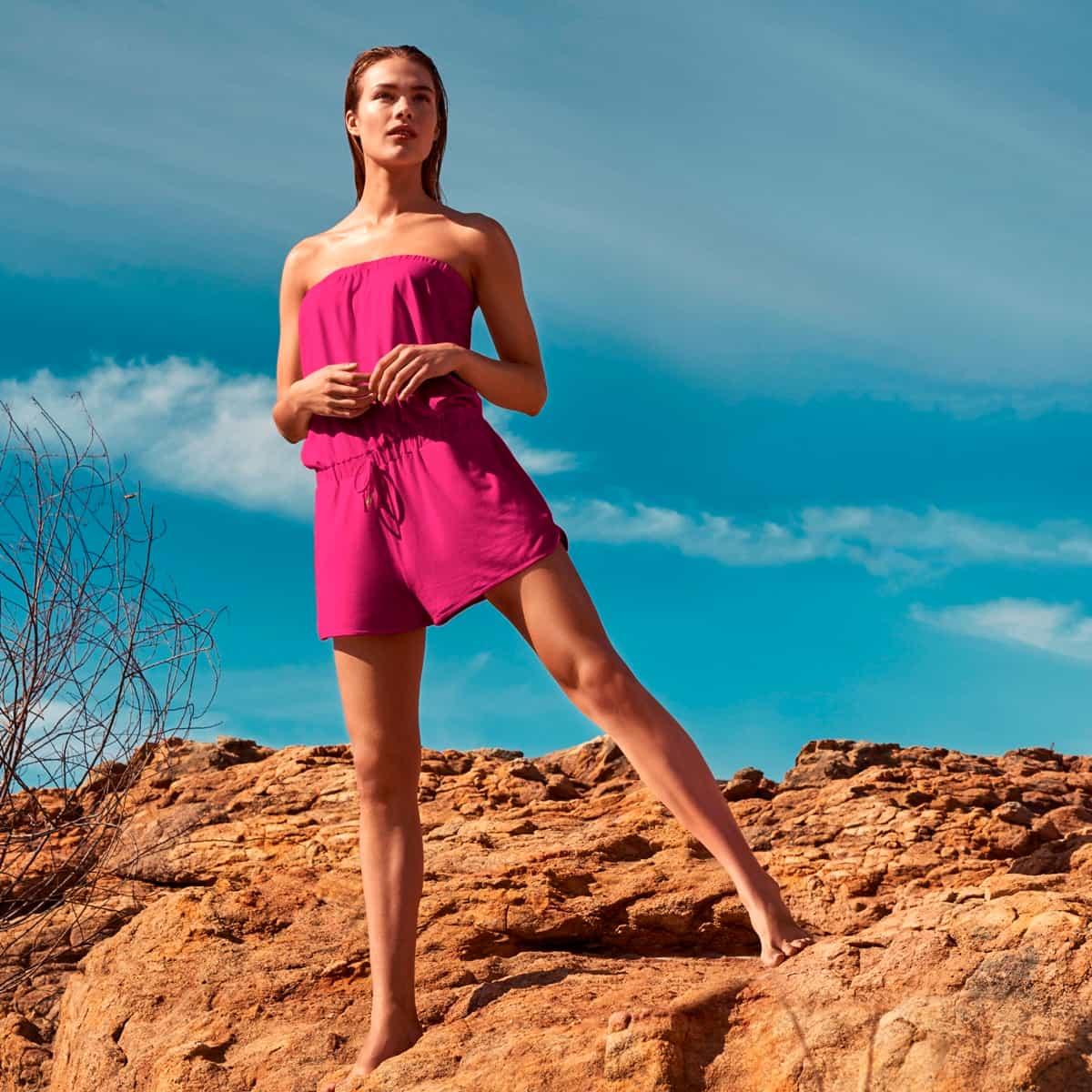 Marie Jo Swim Sommer 2019 Strandmode, Model Daniela