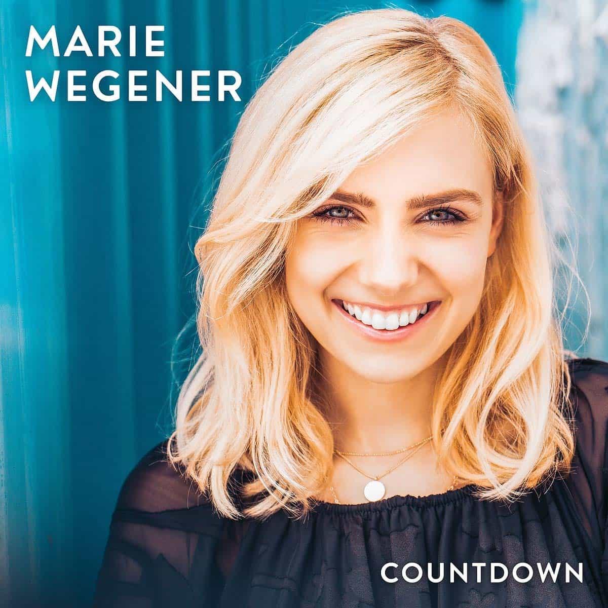 Marie Wegener - Schlager-CD Countdown 2019