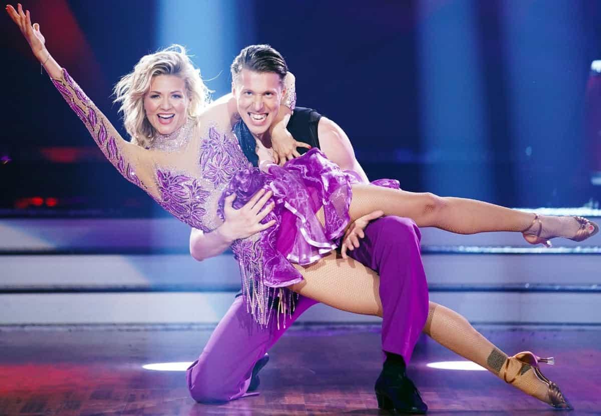 Platz 2 Let's dance 2019 Ella Endlich - Valentin Lusin