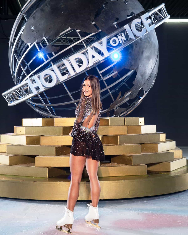 Sarah Lombadi bei Holiday on Ice 2019-2020 dabei