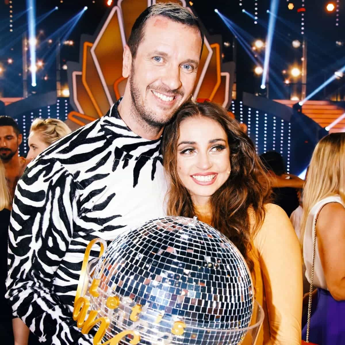 Sieger Let's dance 2019 Pascal Hens - Ekaterina Leonova