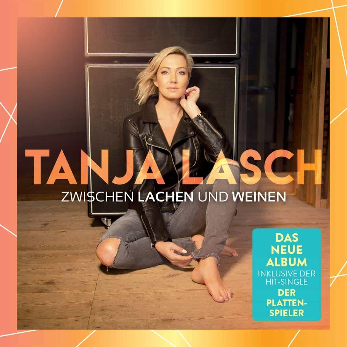 Tanja Lasch veröffentlicht neue Schlager-CD Zwischen Lachen und Weinen