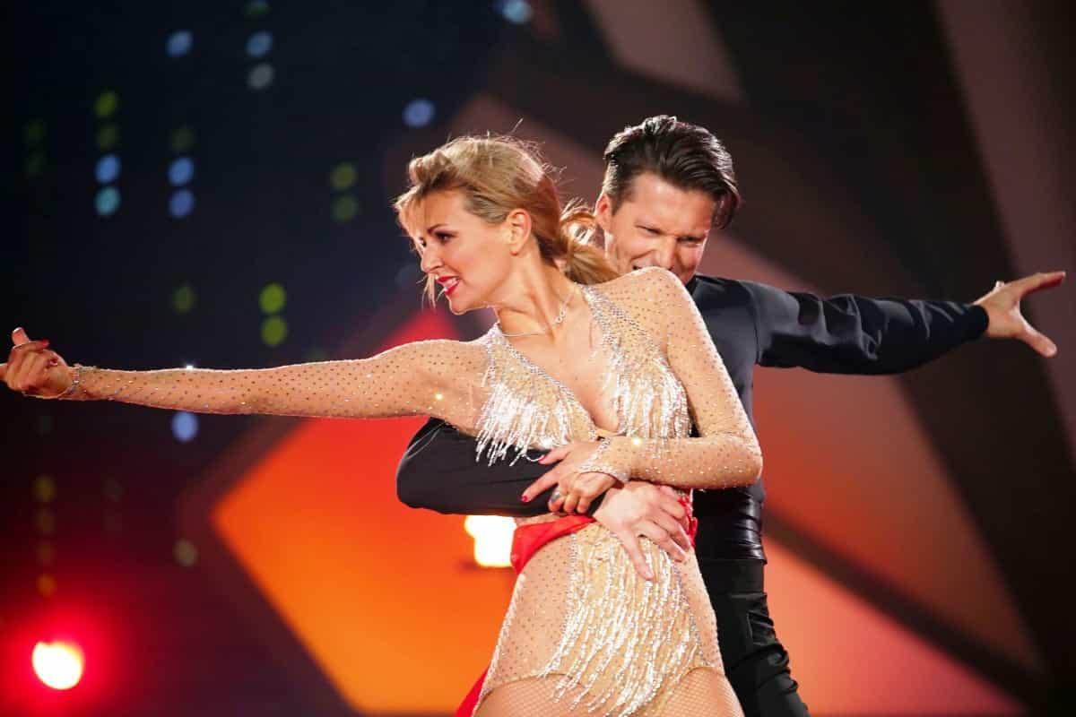 Valentin Lusin - Ella Endlich bei Let's dance am 7.6.2019