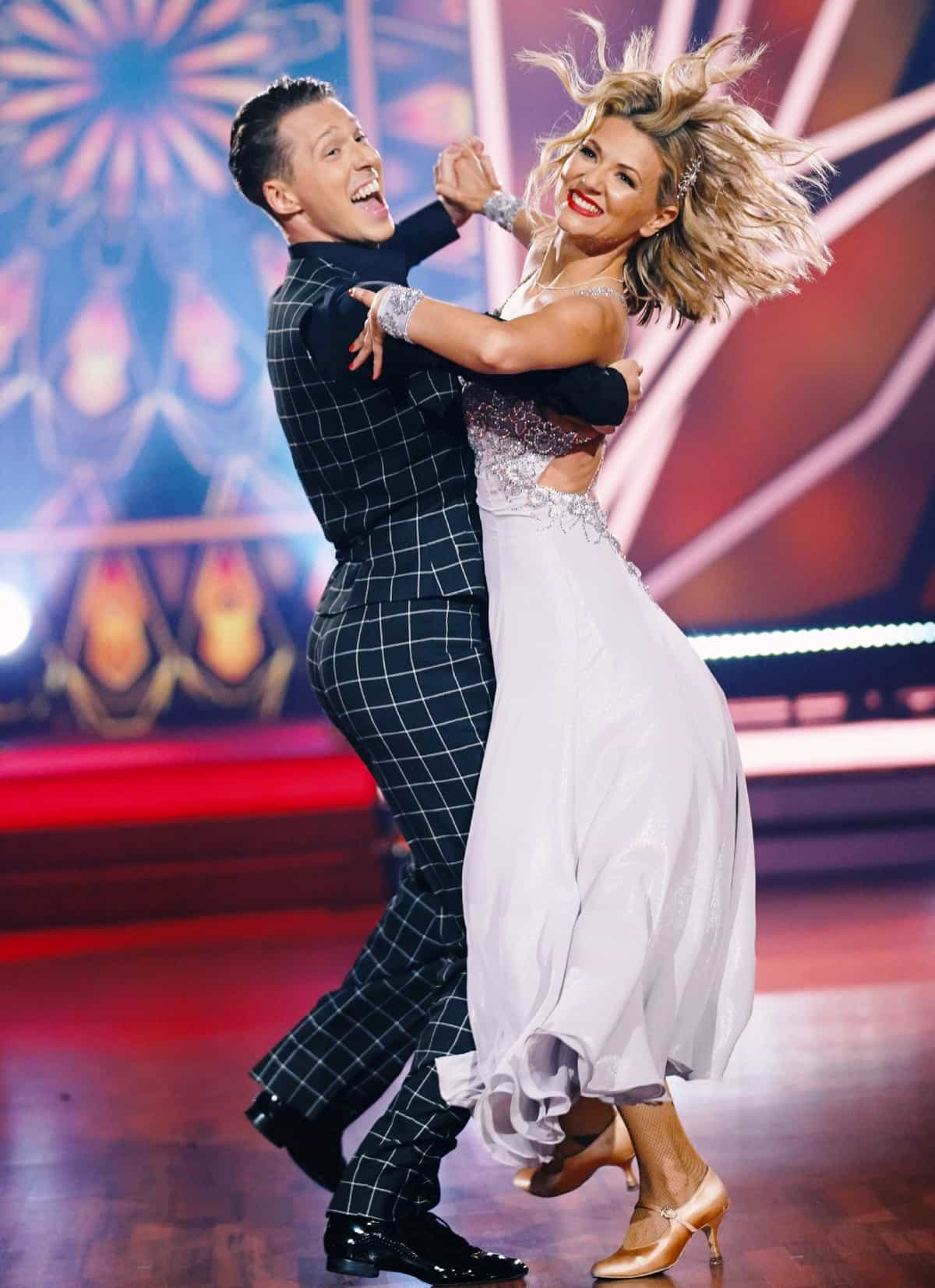 Valentin Lusin - Ella Endlich im Finale Let's dance 2019 am 14.6.2019