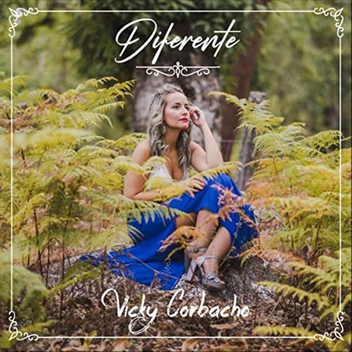 Vicky Corbacho veröffentlicht neues Salsa-Album Diferente