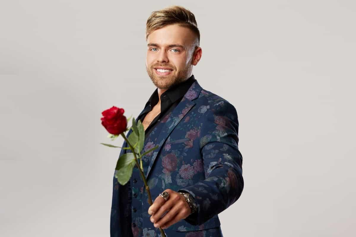 Andreas - Bachelorette-Kandidat 2019