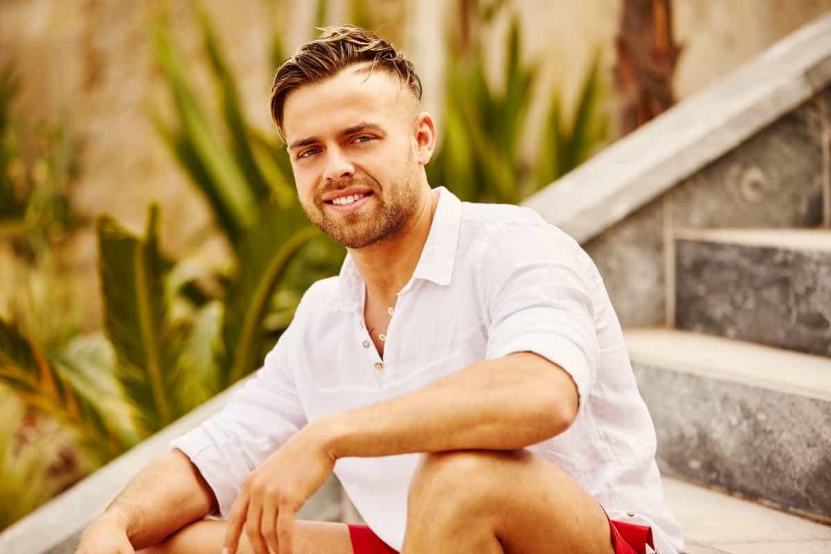 Andreas als Kandidat Bachelorette 2019