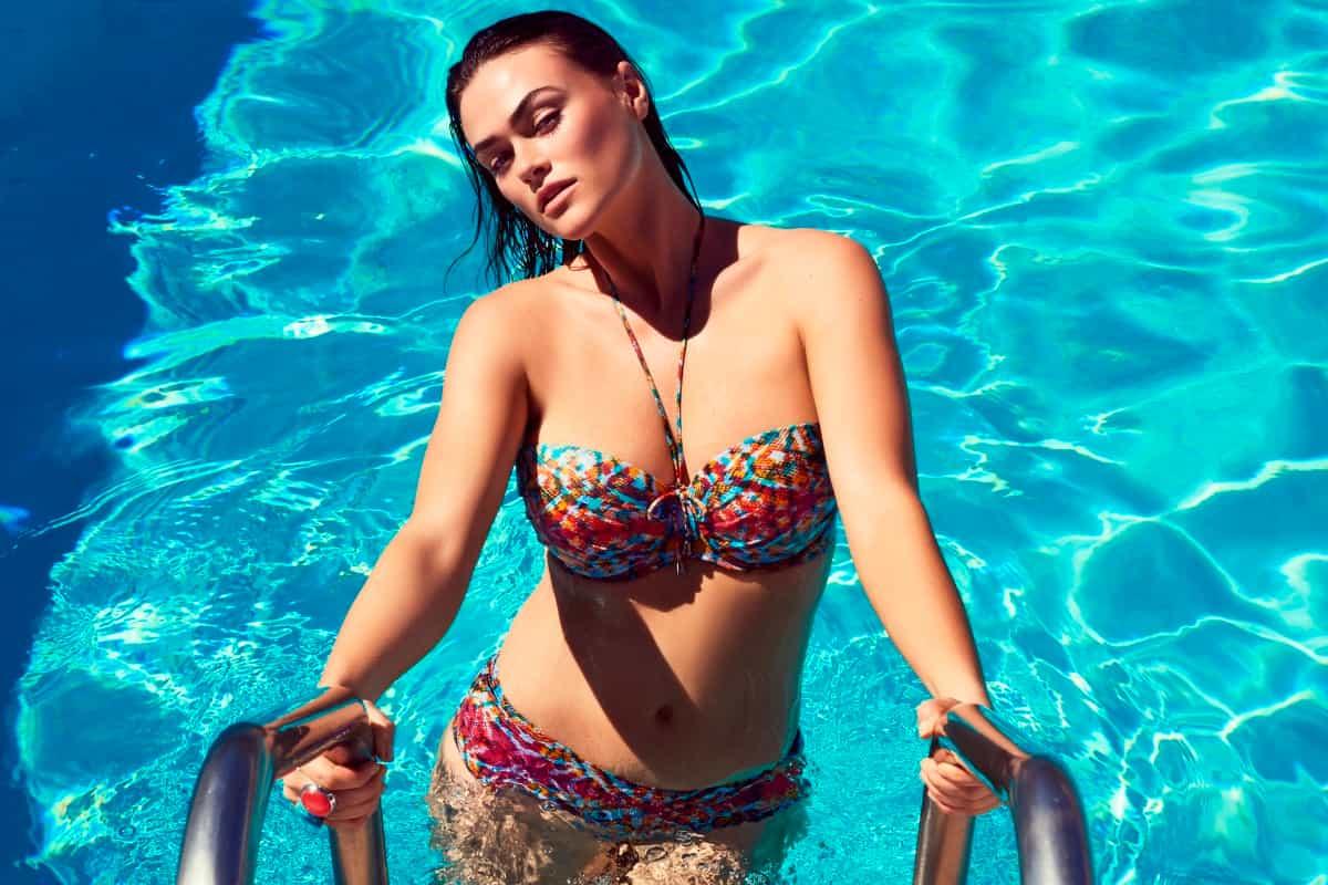 Bikini Sommer 2019 PrimaDonna Swim Model Vegas, Farbe Nomad Mix