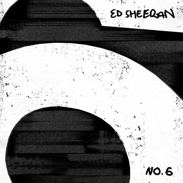 Ed Sheeran - Neues Album veröffentlicht - No. 6 Collaborations Project