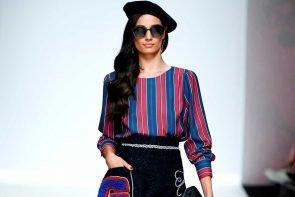Guido Maria Kretschmer Mode 2020 Frühjahr-Sommer zur MBFW Fashion Week Berlin Juli 2019