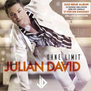 Julian David Schlager-CD Ohne Limit veröffentlicht - CD-Kritik