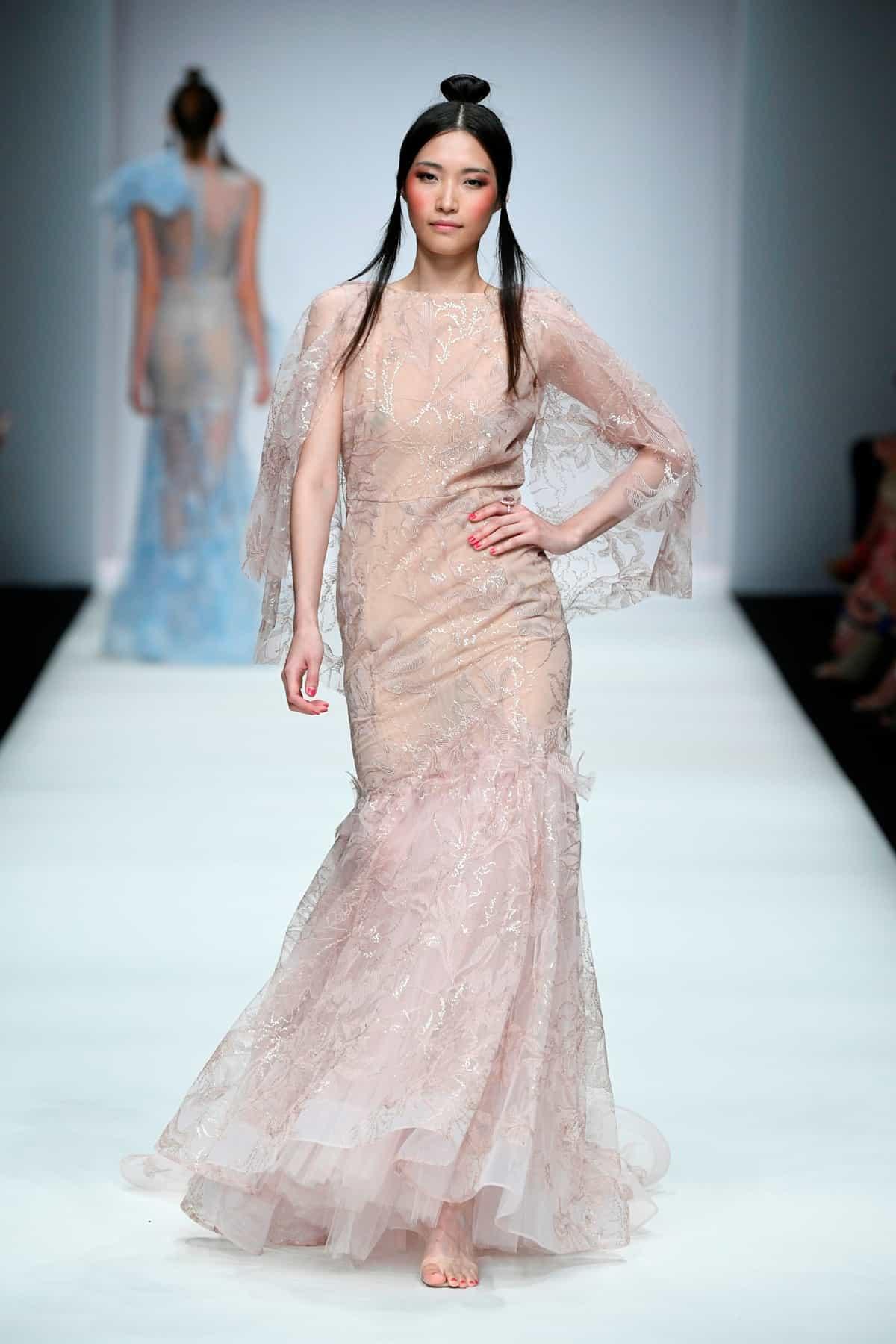 Lana Mueller Sommermode 2020 zur MBFW auf der Fashion Week Berlin Juli 2019 - 6
