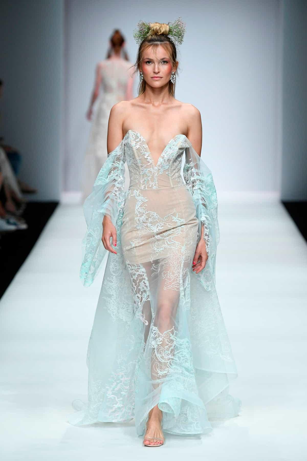 Lana Mueller Sommermode 2020 zur MBFW auf der Fashion Week Berlin Juli 2019 - 7